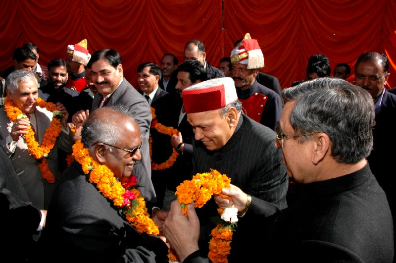 Himachal & Other states need more courts to solve backlog cases: CJI