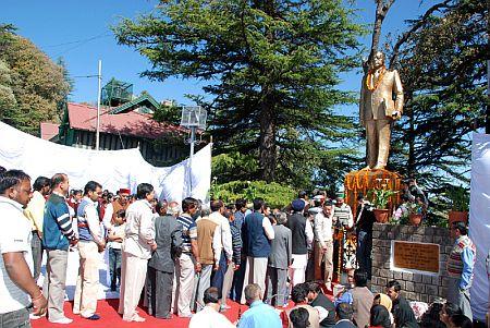 Dr. B.R. Ambedkar Jayanti celebrated in Himachal