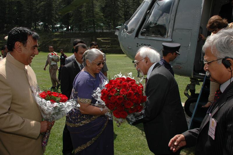 Prabha Rau, Narender Bragta, Mohammad Ansari