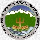 hmachal pradesh university logo