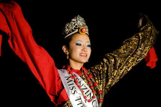 Miss Tibet 2009