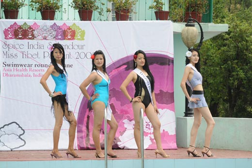 Miss Tibet Pageant