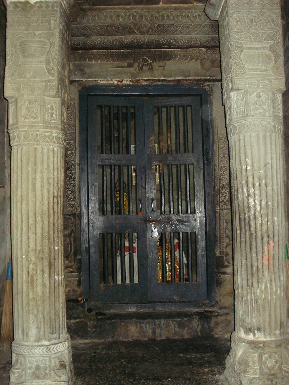 Inside Vu Of Panchavaktra Mahadev Temple