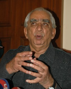Jaswant reacting to his expulsion from BJP