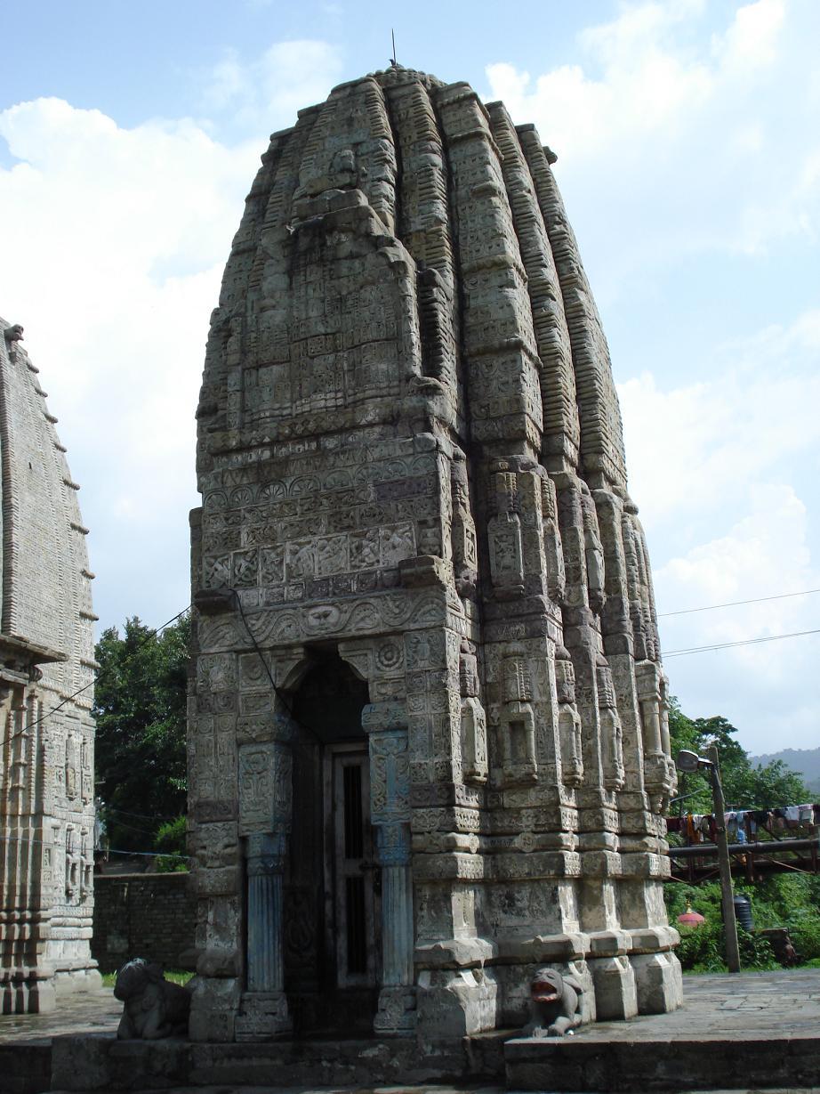 Panchavaktra Mahadev Temple- Vu 2