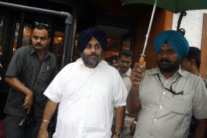 Akali Dal President Sukhbir Badal