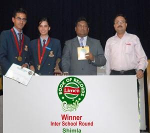 Limca Himachal 2009 Quiz Winners