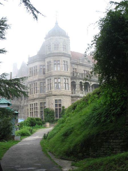 vice regal lodge