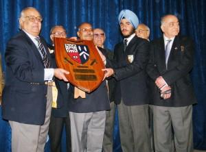 BCS felicitates Mr. Humayun Khan