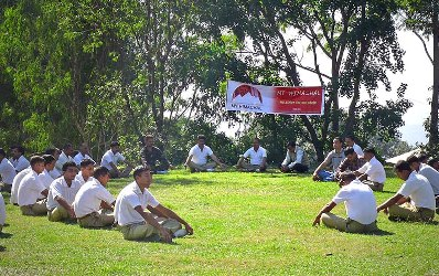 Meditatvie MH camp