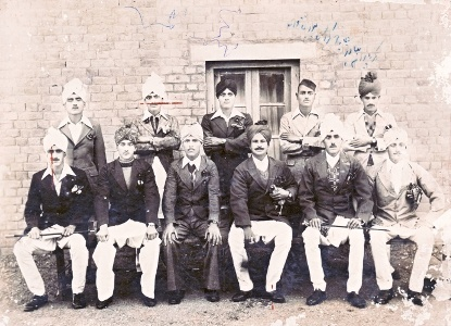 Only Known Picture of Naik Kirpa Ram Group