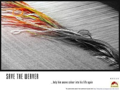 Save the weaver