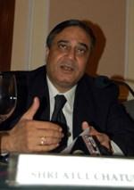 Steel secretary Atul Chaturvedi