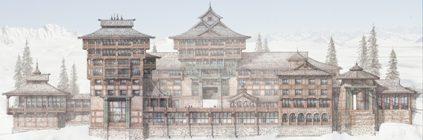 Himalayan Ski Village Concept