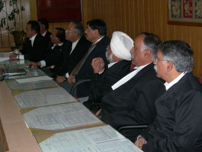 chief justice lauunching website
