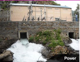 Ginni Global's Small Hydro Power Plant