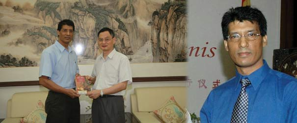 China honours Himachal man with highest literary award