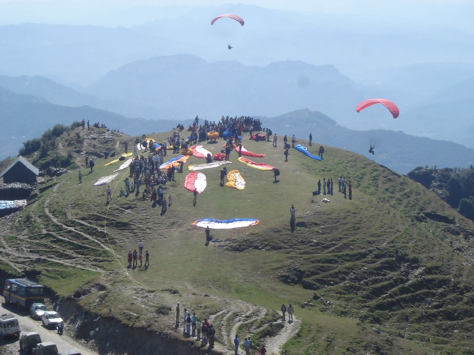 Over 200 pilots to take wings in Himachal