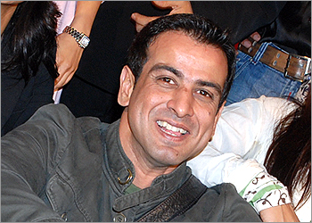 TV actor Ronit Roy arrested