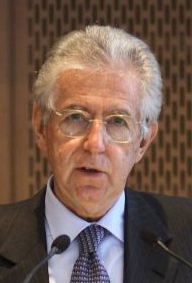 Mario Monti is Italy's new PM