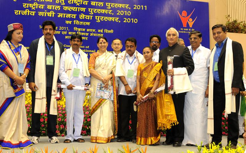 Himachal activist gets Rajiv Gandhi award