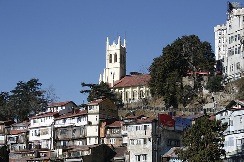Warm spell continues in Shimla