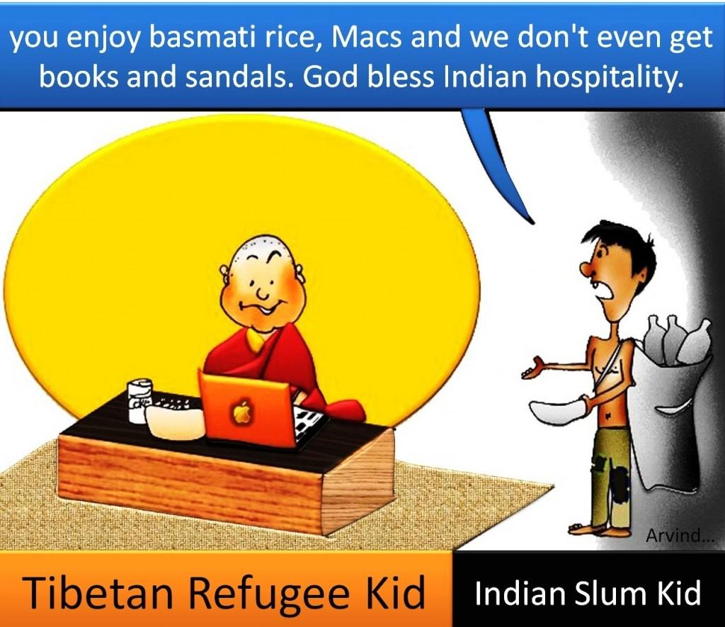 God Bless Indian Hospitality!