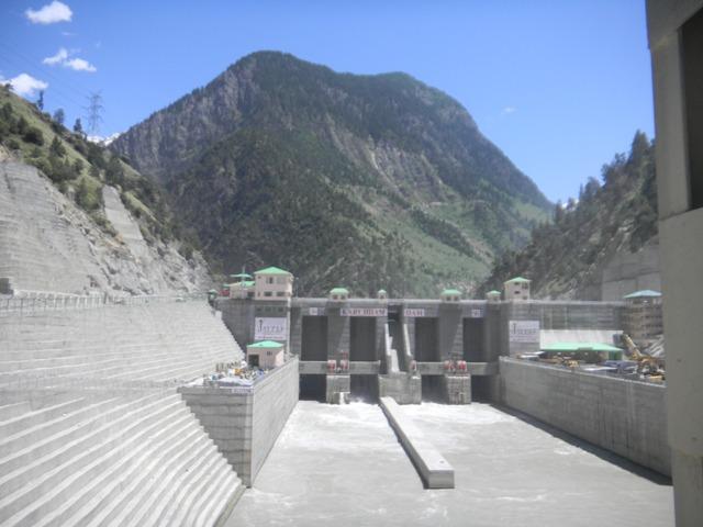 Karcham Wangtoo Dam