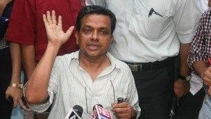 Anger in Bengal over professor's arrest