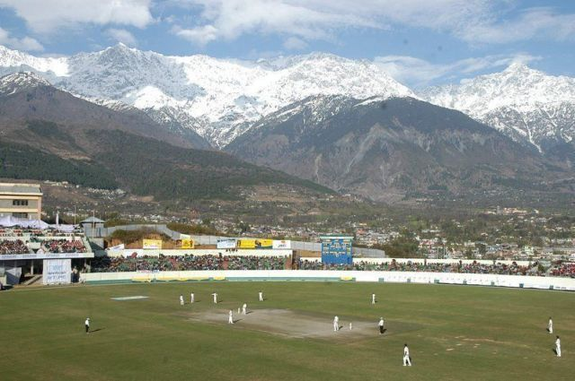 Dharamsala Cricket Ground