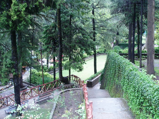 Hill Station  Mussoorie
