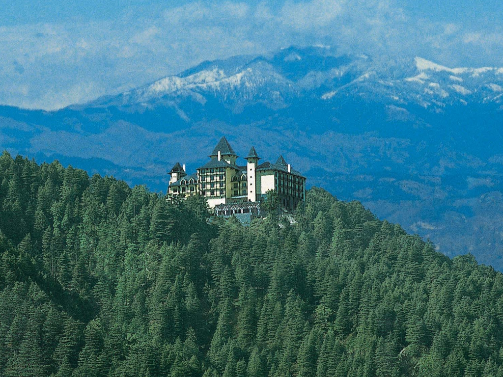 Wildflower Hall, Shimla in the Himalayas - An Oberoi Resort 01-1