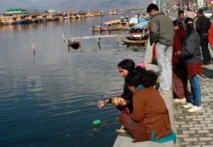 File Photo: Dal Lak,  Srinagar