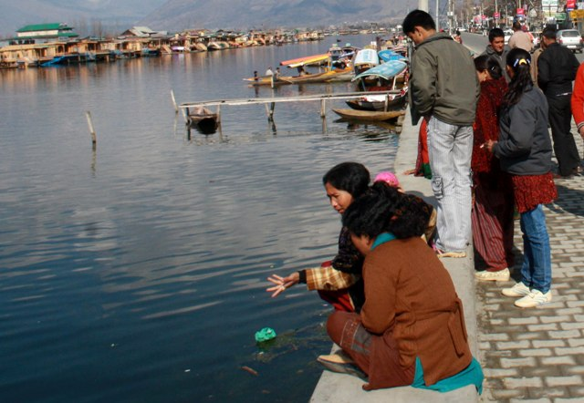 File Photo: Dal Lak, Srinagar