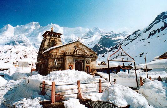 Kedarnath temple - File Photo