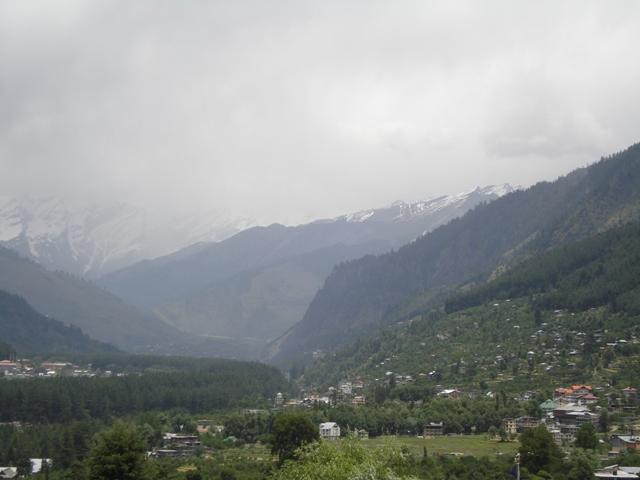 Exploding population in Kullu valley