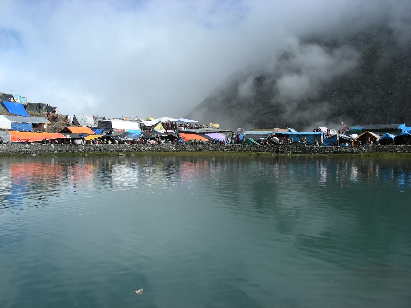 Lake Manimahesh in Himachal Pradesh, Religious Pilgrimage Destination in Himalayas