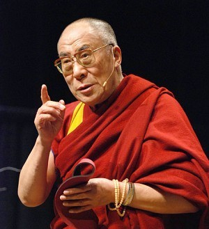 Self-discipline is cure for Russian corruption: Dalai Lama