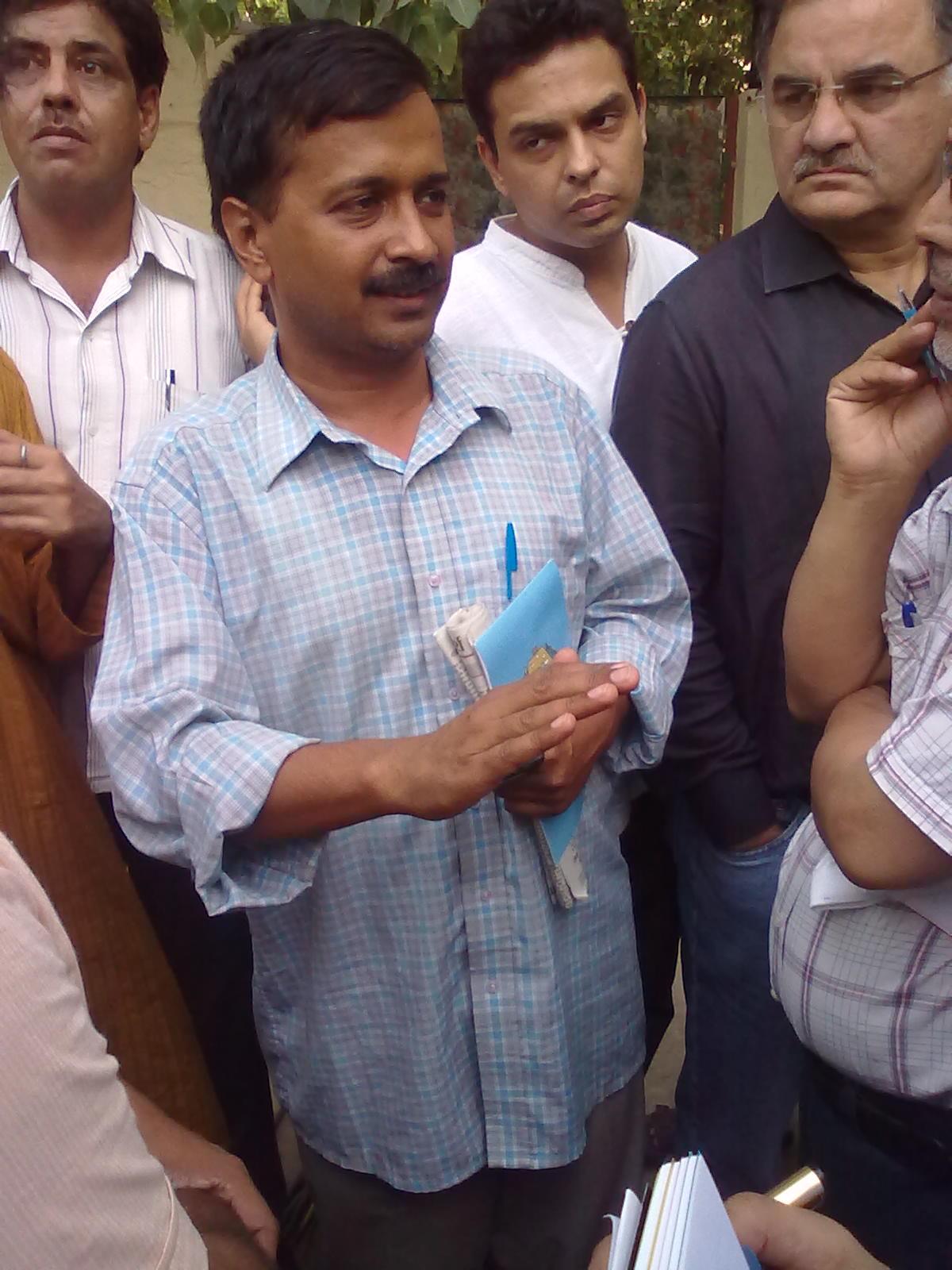 Arvind_Kejriwal_Detained
