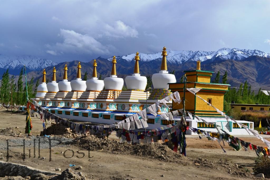 Ashoka Stupa Tibet, Tibet Ashoka Stupa