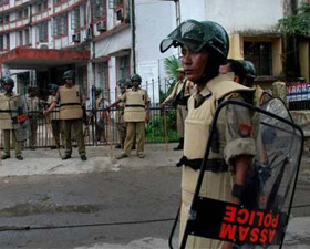 Assam 2012 Violence