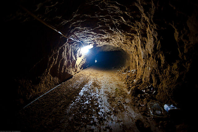 Border Tunnel Udhampur Jammu