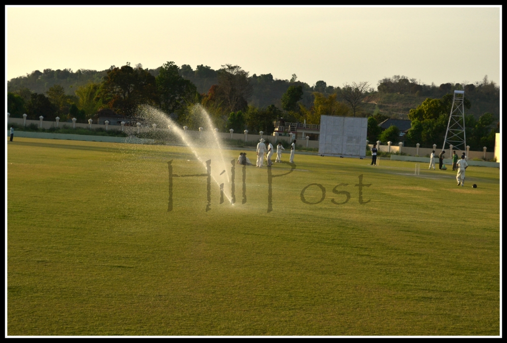 Cricket Stadium Amtar Nadaun
