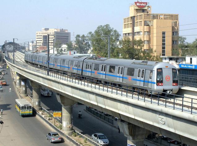 Delhi Metro Bridge Suicide Case