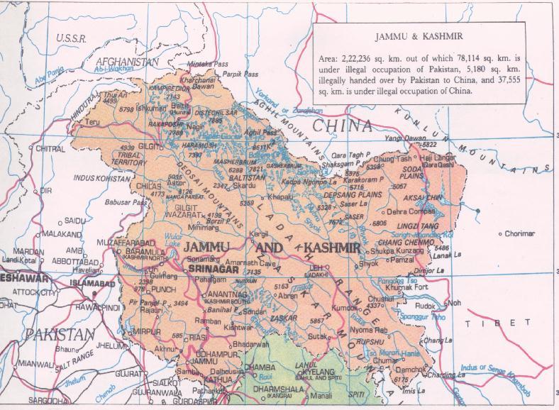 Kashmir Militant Module Busted