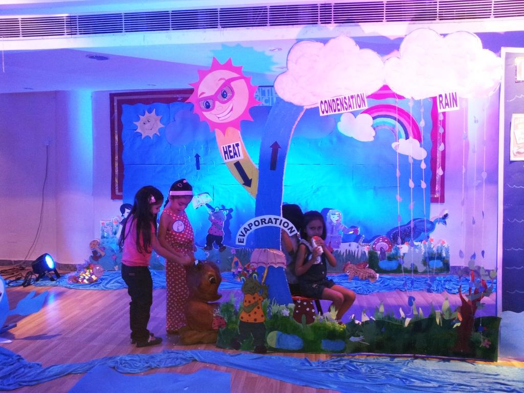 Aadyant School in Vasant Vihar