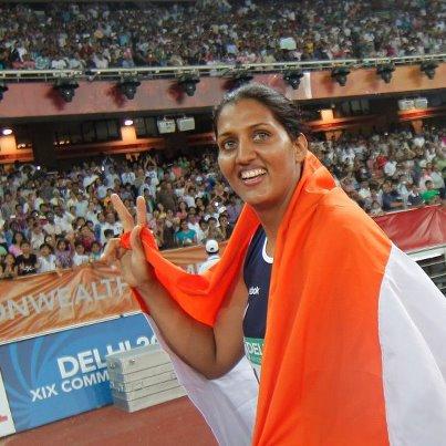 Krishna Poonia, Olympics Discuss Thrower India