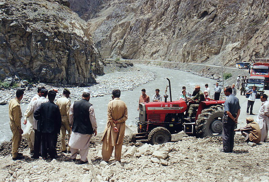 Landslides Death Toll