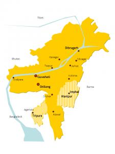 NE Exodus Assam Violence