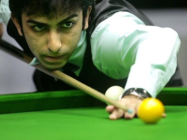 Pankaj Advani in Quarterfinals of Paul Hunter Classic event.